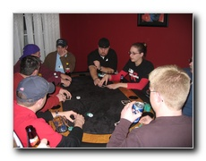BACHELOR POKER PARTY
